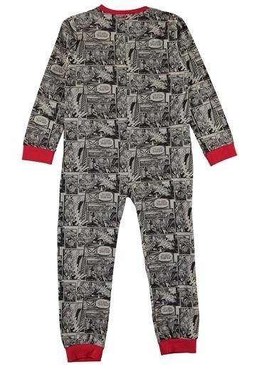 Koton Kids Pijama Takım Kırmızı